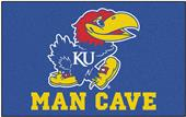 Fan Mats University of Kansas Man Cave Ulti-Mat