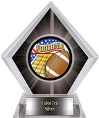 Americana Football Black Diamond Ice Trophy