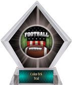 Patriot Football Black Diamond Ice Trophy