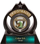 "Hasty Awards Eclipse 6"" ProSport Football Trophy"