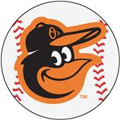 Fan Mats MLB Baltimore Orioles Baseball Mat