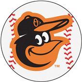 Fan Mats MLB Baltimore Orioles Baseball Mat