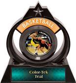 "Hasty Award Eclipse 6"" PR Female Basketball Trophy"