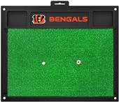 Fan Mats NFL Cincinnati Bengals Golf Hitting Mat