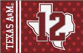 Fan Mats NCAA Texas A&M University Starter Mat