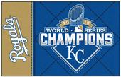 World Series Champs Kansas City Royals Starter Mat