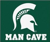 Fan Mats Michigan State Man Cave Tailgater Mat