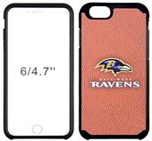 Baltimore Football Pebble Feel iPhone 6/6Plus Case