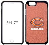 Chicago Football Pebble Feel iPhone 6/6 Plus Case