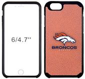 Denver Football Pebble Feel iPhone 6/6 Plus Case