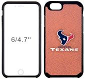 Texans Football Pebble Feel iPhone 6/6 Plus Case