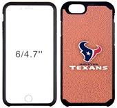Texans Football Pebble Feel iPhone 6/6 Plus Case