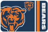 "Northwest NFL Chicago Bears 20""x30"" Bath Rugs"