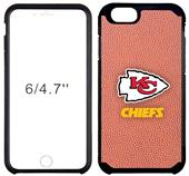 Chiefs Football Pebble Feel iPhone 6/6 Plus Case