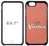 Vikings Football Pebble Feel iPhone 6/6 Plus Case