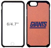 NY Giants Football Pebble Feel iPhone 6/6Plus Case