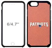 Patriots Football Pebble Feel iPhone 6/6 Plus Case