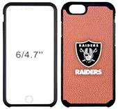 Raiders Football Pebble Feel iPhone 6/6 Plus Case