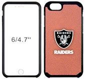 Raiders Football Pebble Feel iPhone 6/6 Plus Case