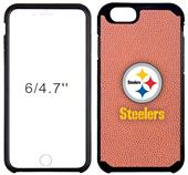 Steelers Football Pebble Feel iPhone 6/6 Plus Case