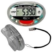 Digi 1st P-120 Step Pedometer with Activity Timer