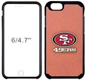 49ers Football Pebble Feel iPhone 6/6 Plus Case