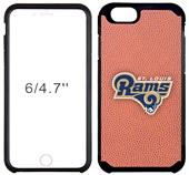 Rams Football Pebble Feel iPhone 6/6 Plus Case