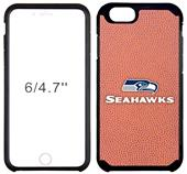 Seahawks Football Pebble Feel iPhone 6/6 Plus Case