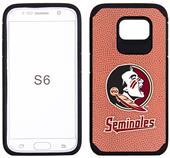 Seminoles Football Pebble Feel GalaxyS6 Case