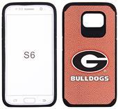 Georgia Football Pebble Feel Samsung GalaxyS6 Case