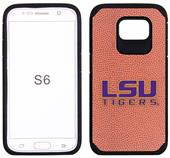 LSU Football Pebble Feel Samsung GalaxyS6 Case