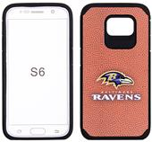 Ravens Football Pebble Feel Galaxy S6/S6 Edge Case