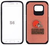 Browns Football Pebble Feel Galaxy S6/S6 Edge Case