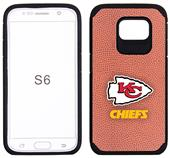 Chiefs Football Pebble Feel GalaxyS6/S6 Edge Case