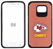 Chiefs Football Pebble Feel GalaxyS6/S6 Edge Case