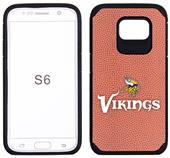 Vikings Football Pebble Feel GalaxyS6/S6 Edge Case