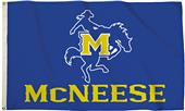 Collegiate McNeese State 3' x 5' Flags