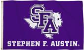 Collegiate Stephen F. Austin 3' x 5' Flags