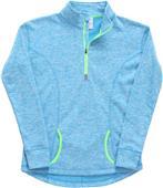 J America Ladies Cosmic Fleece 1/4 Zip Jacket