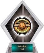 Awards Saturn Basketball Black Diamond Ice Trophy