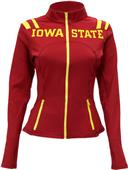 Twin Vision Iowa State Womens Yoga Jacket