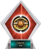 Awards Saturn Basketball Red Diamond Ice Trophy