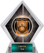Awards Legacy Basketball Black Diamond Ice Trophy