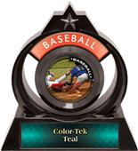 "Hasty Awards Eclipse 6"" P.R.2 Baseball Trophy"