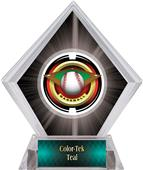 Awards Saturn Baseball Black Diamond Ice Trophy
