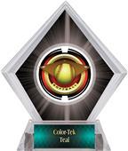Awards Saturn Softball Black Diamond Ice Trophy
