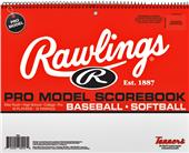 Rawlings Pro-Model Baseball/Softball Scorebook