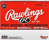 Rawlings Pro-Model Baseball/Softball Scorebook