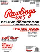 Rawlings Big Book Baseball/Softball Scorebook