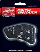 Rawlings Baseball Umpire Indicator